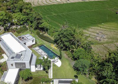 La Maison d'Ulysse Bali Ricefields View